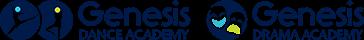 Genesis Dance and Drama Academies Logo